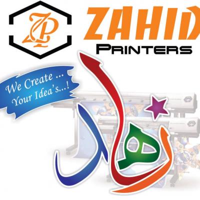 zahid printers