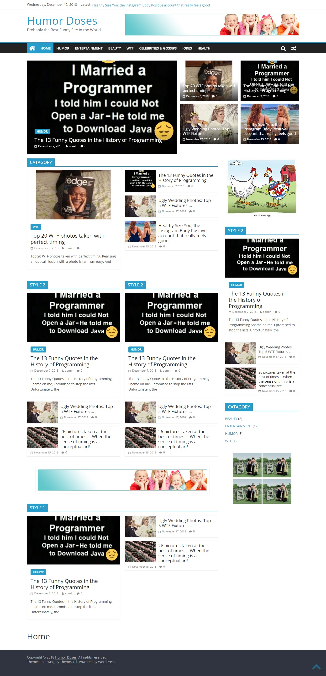 humordoses.com