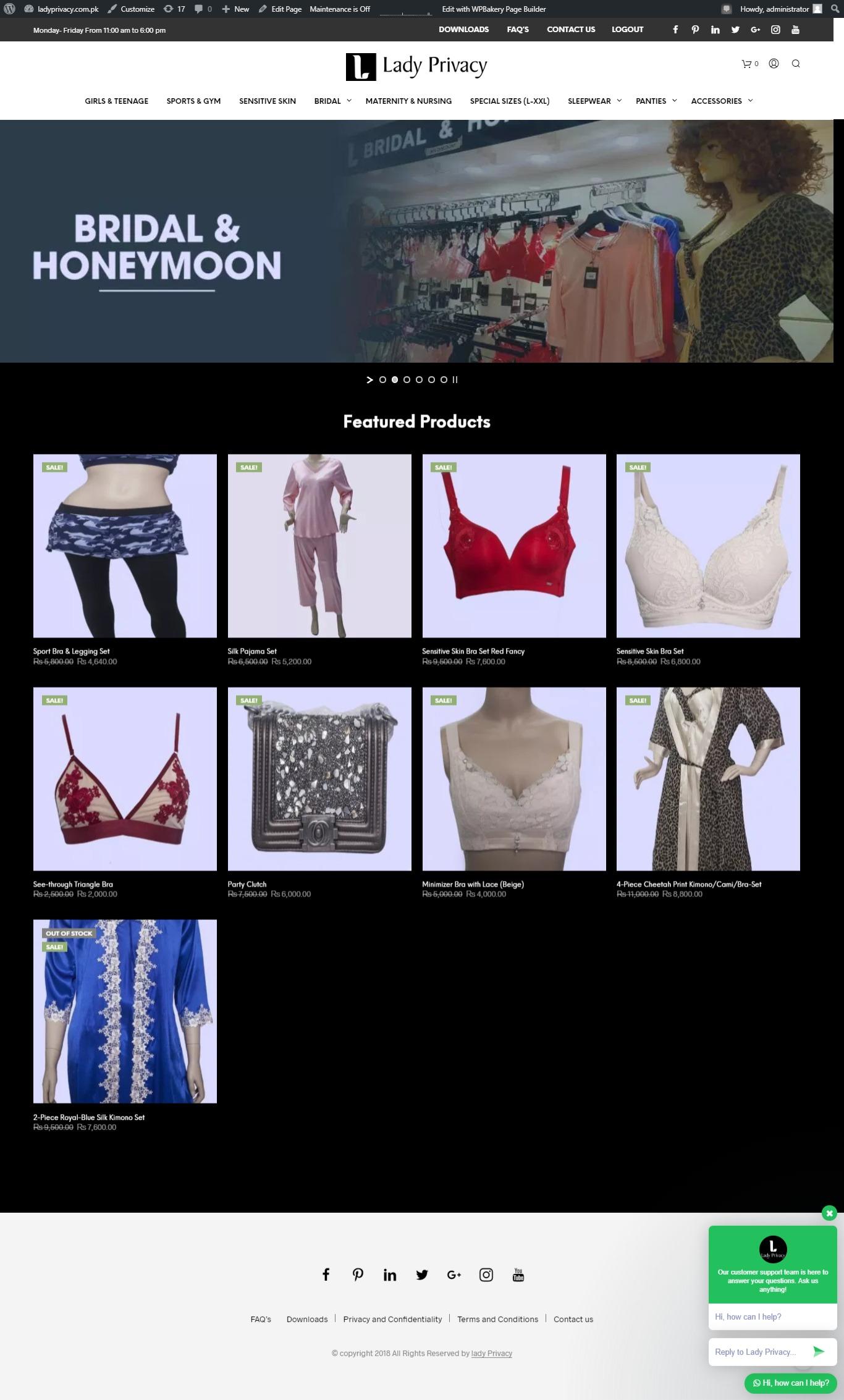 ladyprivacy.com .pk