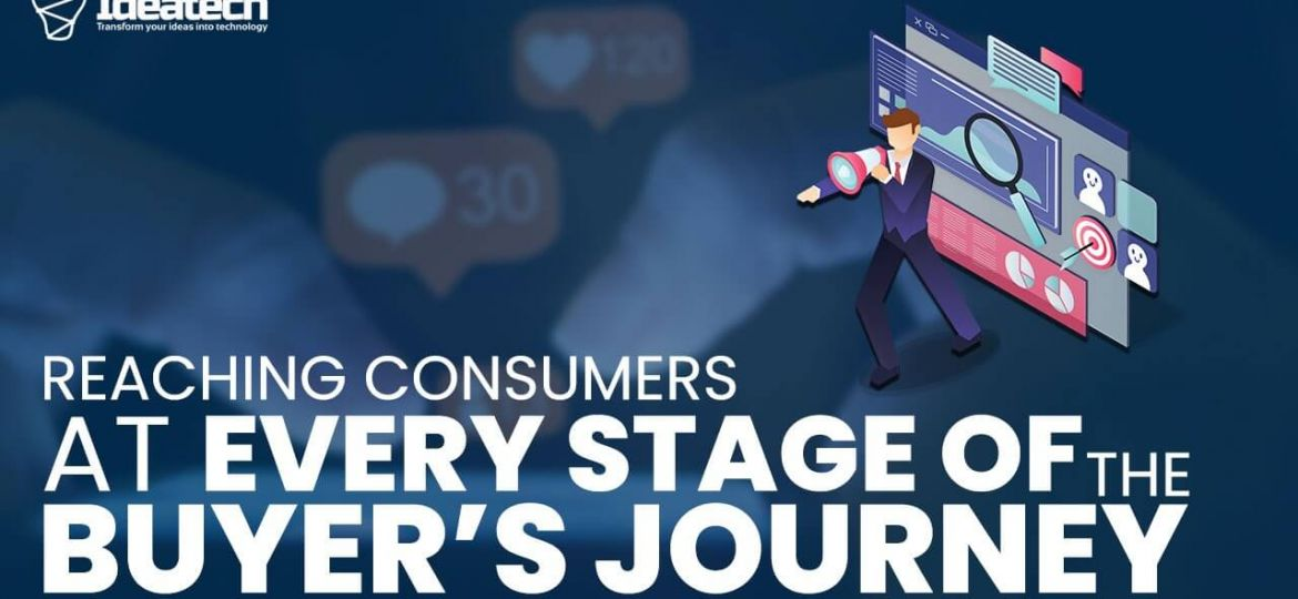 reaching consumers at every stage of the buyers journey