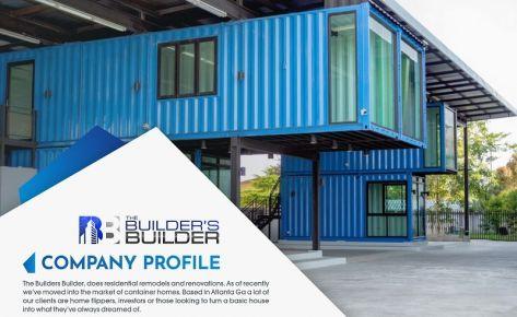 The Builder's Builder